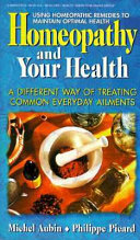 Homeopathy and Your Health