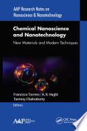 Chemical Nanoscience and Nanotechnology Book