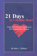 21 Days to a Healthy Heart Book PDF