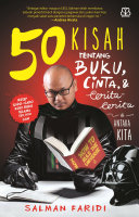 50 Kisah Tentang Buku, Cinta, dan Cerita-Cerita di Antara Kita