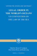 Legal Order in the World's Oceans