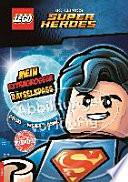 LEGO® DC COMICS SUPER HEROES Mein extragroßer Rätselspaß