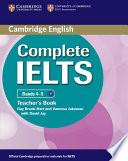 Complete Ielts Bands 4 5 Teacher S Book