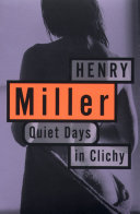 Quiet Days in Clichy [Pdf/ePub] eBook