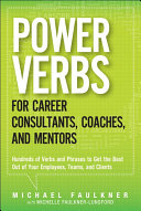 Power Verbs for Career Consultants  Coaches  and Mentors