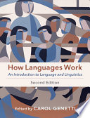 How Languages Work Book PDF