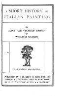 A short history of Italian painting