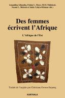 Pdf Des femmes écrivent l'Afrique. L'Afrique de l'Est Telecharger