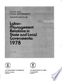 Labor Management Relations In State And Local Governments