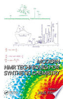 Modern Nmr Techniques For Synthetic Chemistry Book PDF