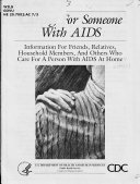 Caring for Someone with AIDS