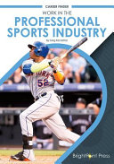 Work in the Professional Sports Industry