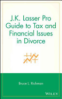 Pdf J.K. Lasser Pro Guide to Tax and Financial Issues in Divorce