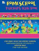 Homeschool Teacher's Plan Book