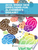 2015 Which New Directions For Alzheimer S Disease