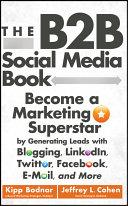The B2B Social Media Book [Pdf/ePub] eBook