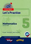 Books - Oxford Lets Practise Mathematics Grade 5 Practice Book | ISBN 9780199048403