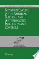Nitrogen Cycling In The Americas Natural And Anthropogenic Influences And Controls Book PDF