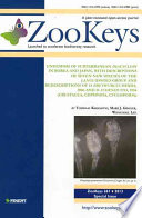 Endemism Of Subterranean Diacyclops In Korea And Japan With Descriptions Of Seven New Species Of The Languidoides Group And Redescriptions Of D Brevifurcus Ishida 2006 And D Suoensis Ito 1954 Crustacea Copepoda Cyclopoida