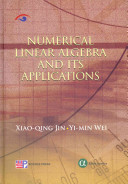 Numerical Linear Algebra and Its Applications