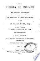 The History of England from the Invasion of Julius Caesar to the Abdication of James the Second  1688 Book PDF