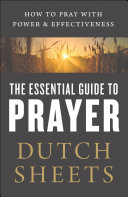 The Essential Guide to Prayer [Pdf/ePub] eBook