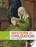 Western Civilization Volume I To 1715 PDF