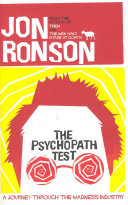 The Psychopath Test Book PDF