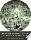 Heartsease   the rabbits  a fairytale of our own time  by the author of The cradle of the Blue Nile