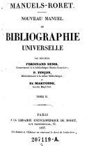 Encyclopedie-Roret