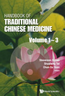 Handbook Of Traditional Chinese Medicine  In 3 Volumes