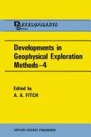 Developments in Geophysical Exploration Methods   4