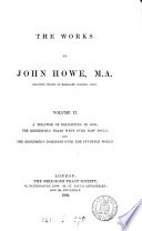 The works of John Howe  ed   with a preface by H  Rogers