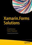 Xamarin.Forms Solutions Pdf/ePub eBook