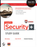 Comptia Security Study Guide Authorized Courseware