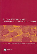 Globalization and National Financial Systems