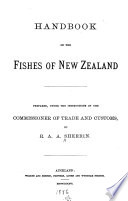 Handbook Of The Fishes Of New Zealand Book PDF