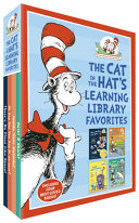 The Cat in the Hat s Learning Library Favorites Book PDF