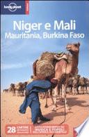 Guida Turistica Niger e Mali. Mauritania, Burkina Faso Immagine Copertina