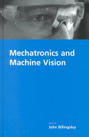 Mechatronics and Machine Vision