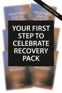 Your First Step to Celebrate Recovery Pack Book PDF
