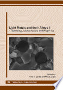 Light Metals And Their Alloys Ii Book PDF
