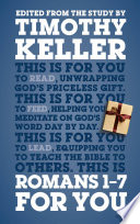 Romans 1 7 For You
