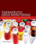 Therapeutic Drug Monitoring Book