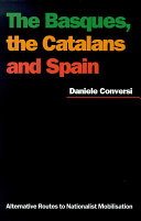 The Basques, the Catalans and Spain