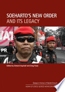 Soeharto s New Order and Its Legacy Book