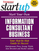 Start Your Own Information Consultant Business [Pdf/ePub] eBook