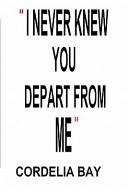 I Never Knew You Book PDF