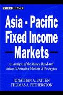 Asia Pacific Fixed Income Markets