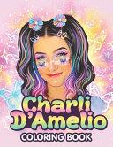 Charli D Amelio Coloring Book